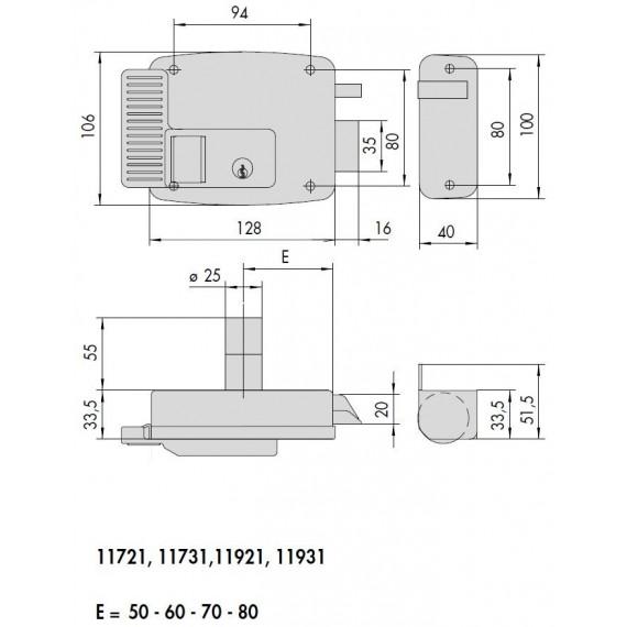 CISA - 11721