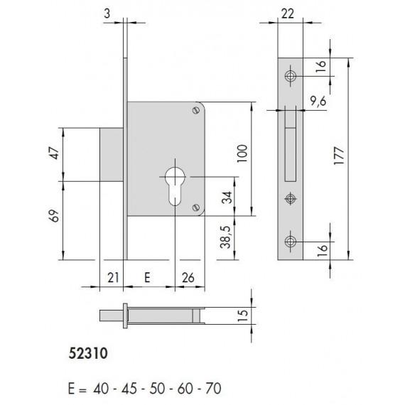 CISA - 52310