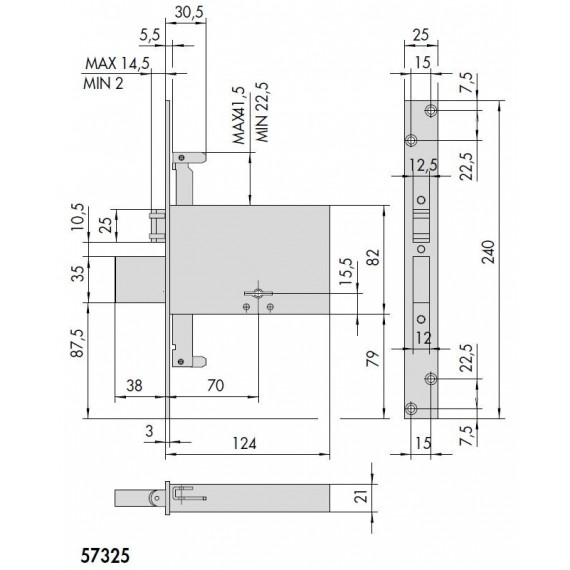 CISA - 57325-73