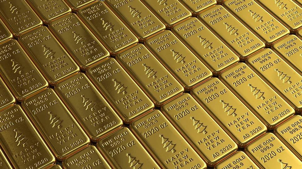 Acquisto di oro