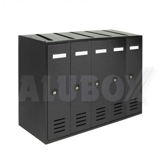 ALUBOX - CUBO COMPOSTO RIVISTA VERTICALE C5RV
