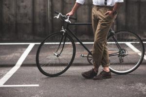 Antifurto per biciclette